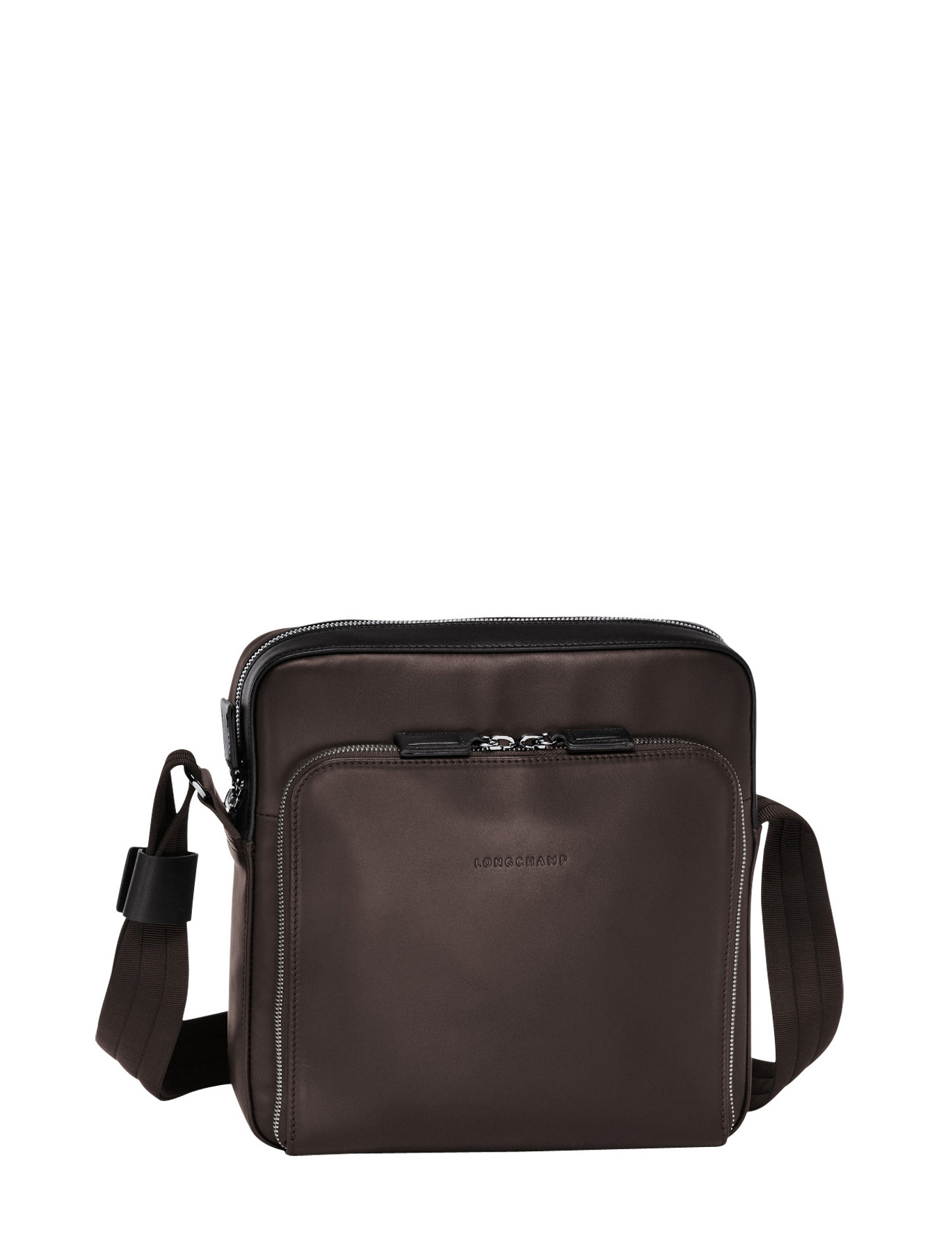 Longchamp Besace Marron