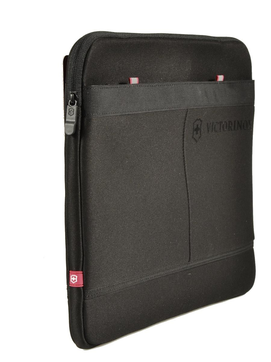 Housse ordinateur victorinox lifestyle black en vente au for Housse ordinateur