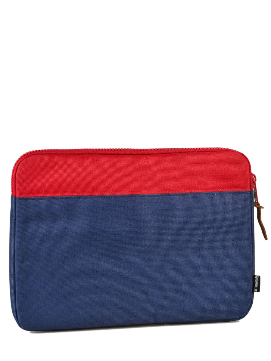Housse ordinateur herschel classics navy red en vente au for Housse ordinateur