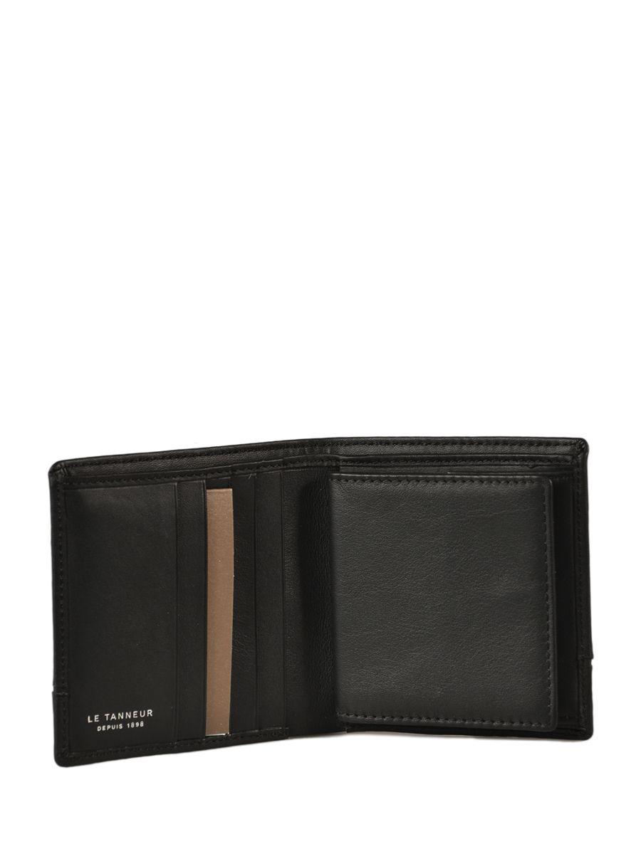 magasin en ligne 72e59 bf6c7 Porte-monnaie cuir LE TANNEUR