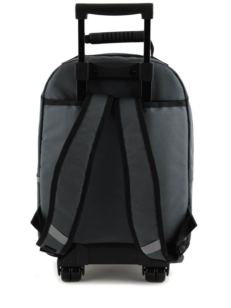 sac a dos roulettes karl marc john star gris e en vente au meilleur prix. Black Bedroom Furniture Sets. Home Design Ideas