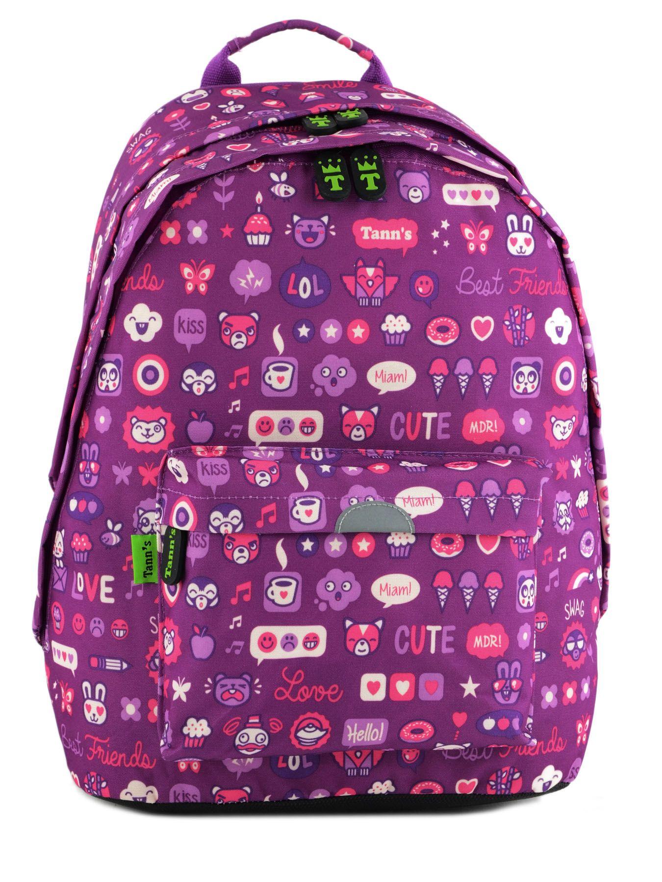 fun girl tann 39 s backpack 4fgsadmd best prices. Black Bedroom Furniture Sets. Home Design Ideas