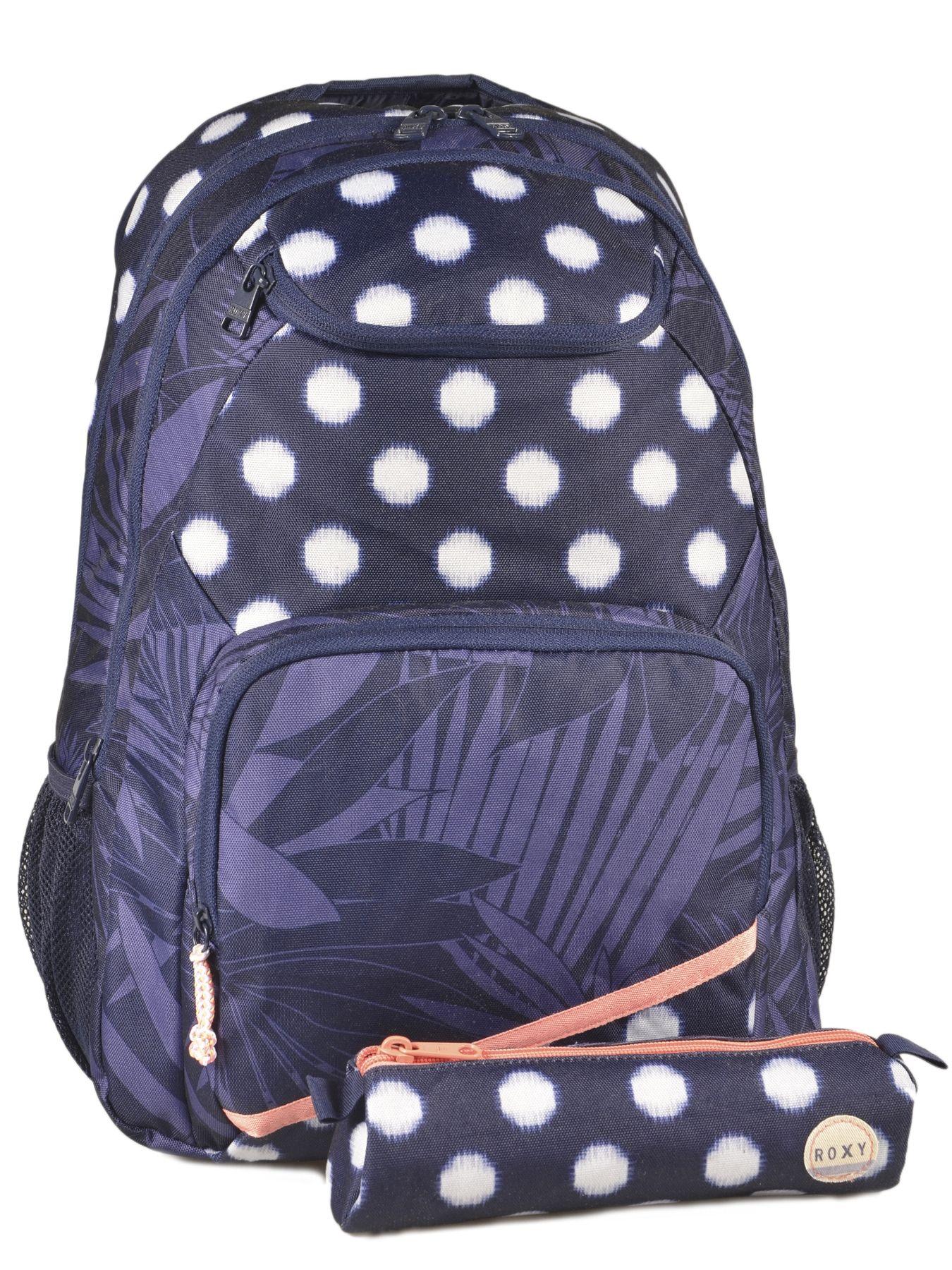 backpack roxy backpack jbp03103 best prices. Black Bedroom Furniture Sets. Home Design Ideas