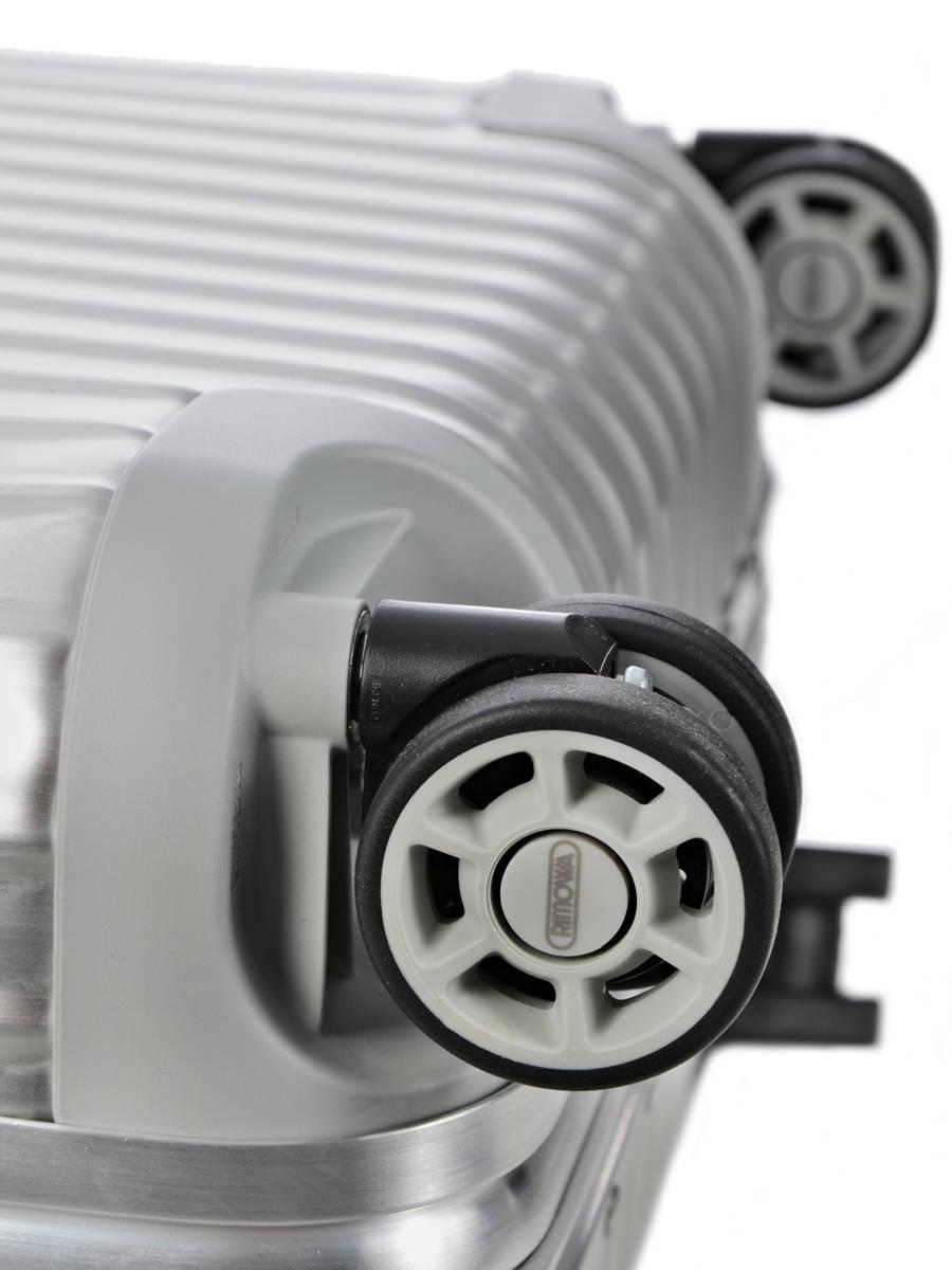 Rimowa carry-on polycarbonate vs. aluminum? | Styleforum