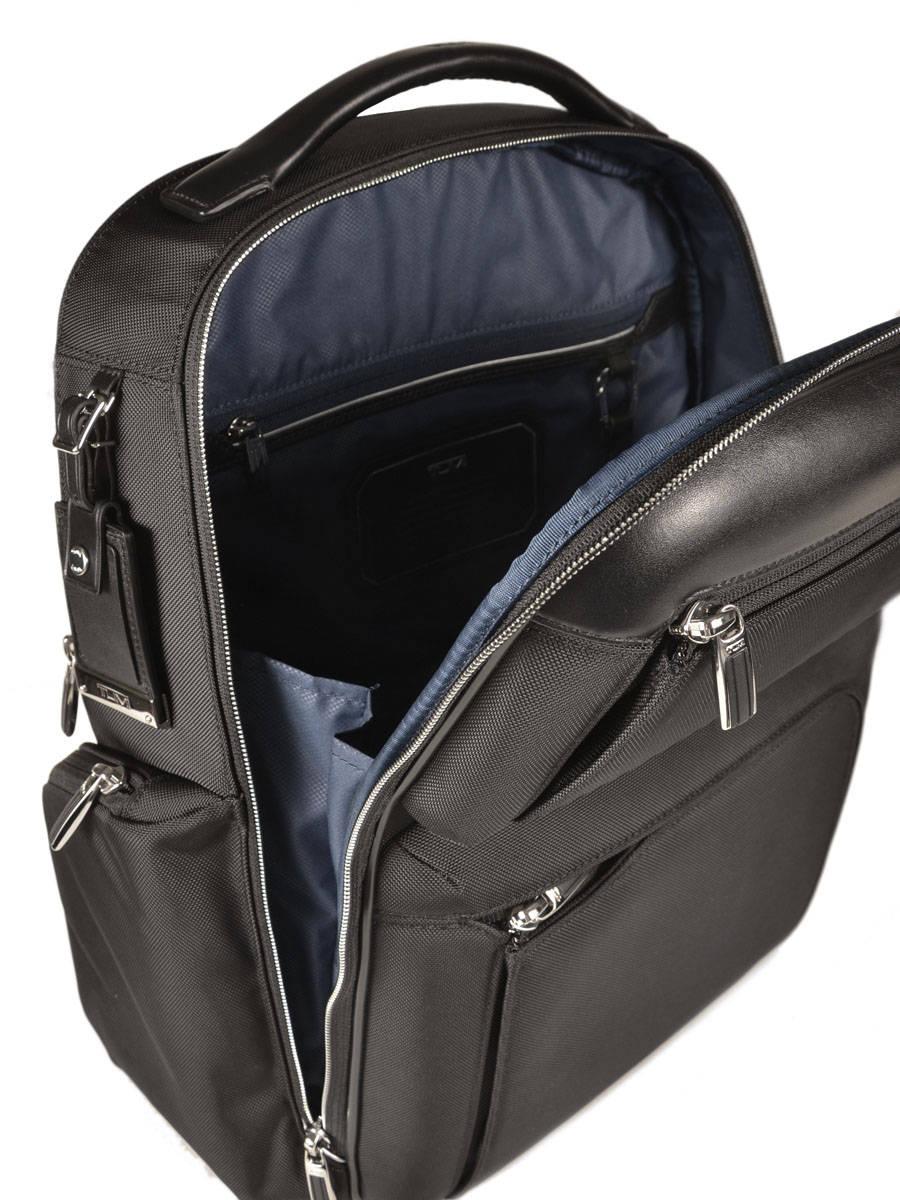 sac dos tumi bradley black sur. Black Bedroom Furniture Sets. Home Design Ideas