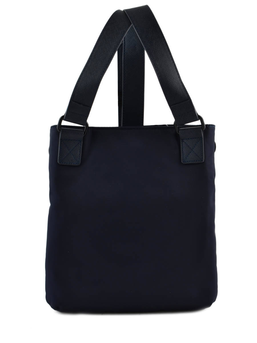 Sac à Bandoulière Guess Homme : Sac homme guess blue crossover nyl