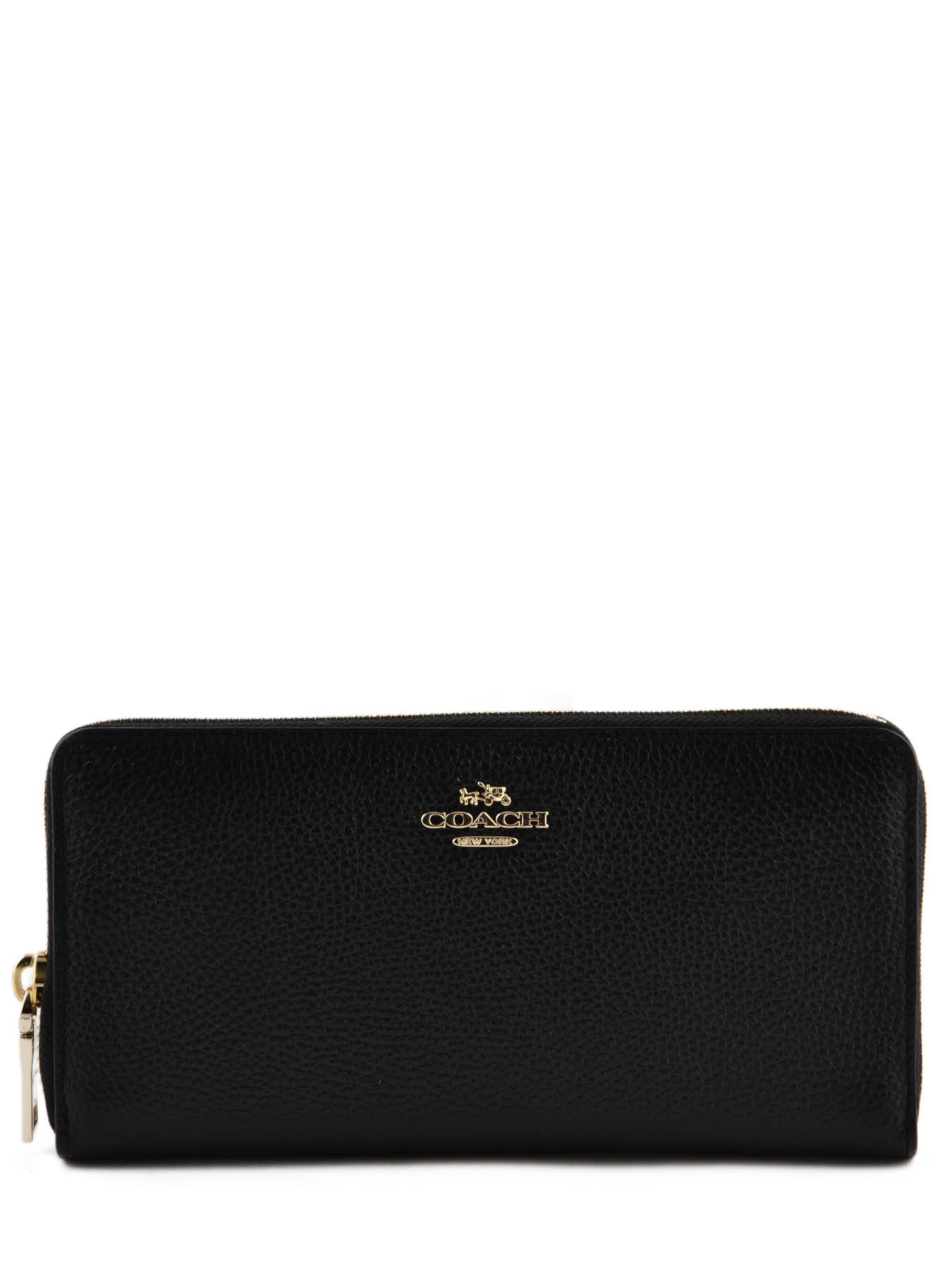 df7a24055998 ... Wallet Leather Coach Black casual 53797 ...