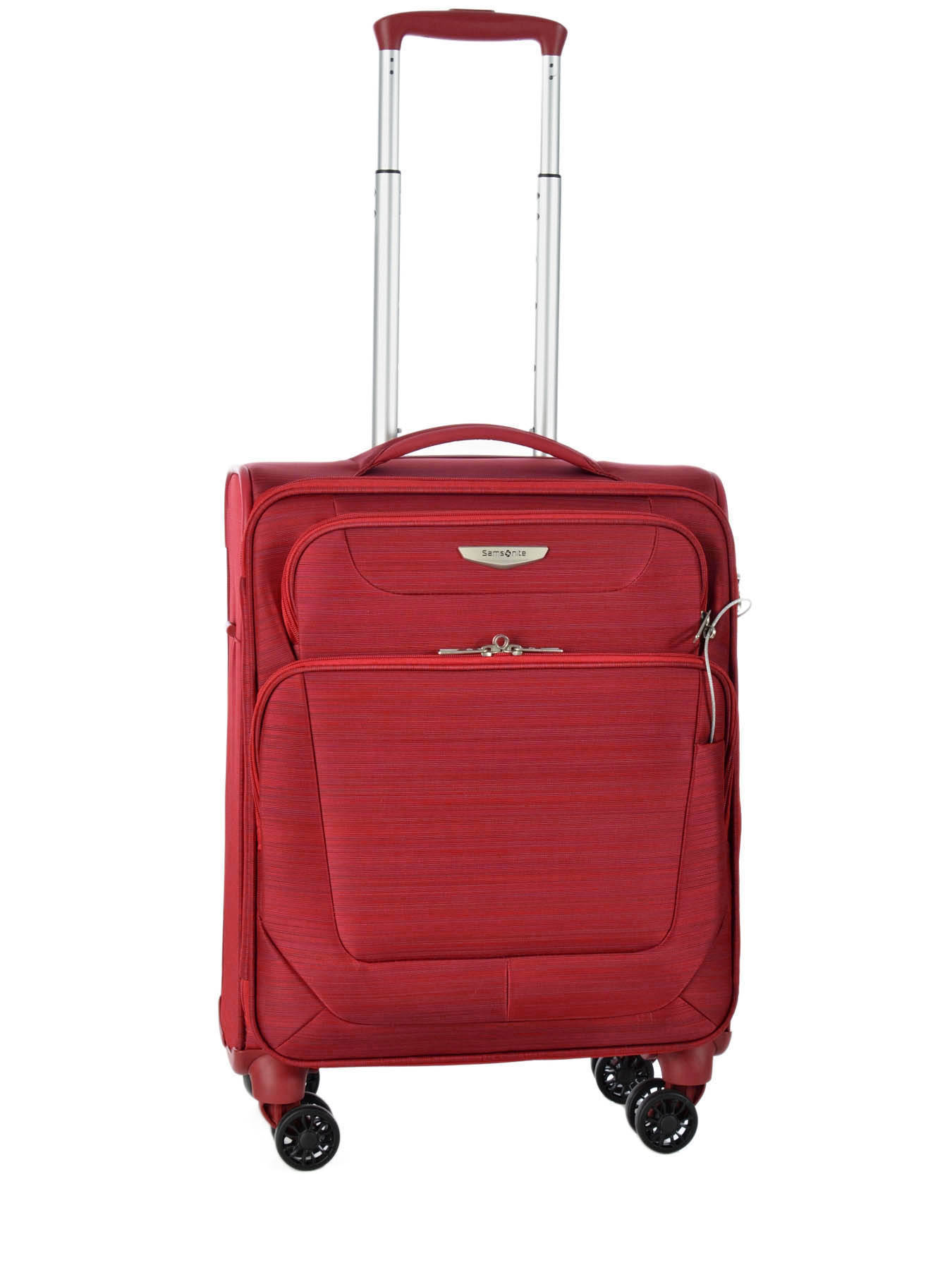 valise cabine samsonite spark burgundy en vente au meilleur prix. Black Bedroom Furniture Sets. Home Design Ideas