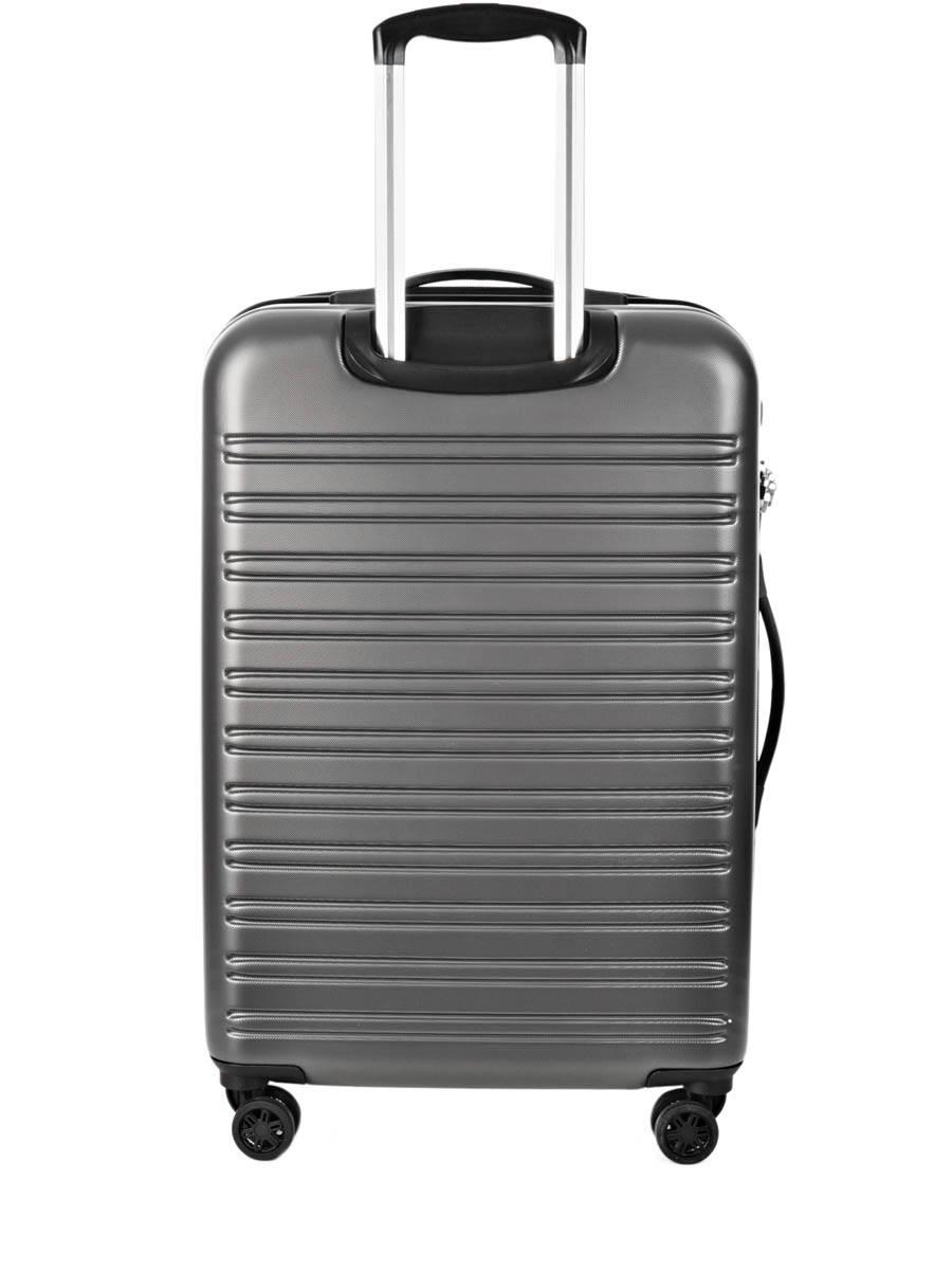 valise rigide delsey segur argent perle en vente au meilleur prix. Black Bedroom Furniture Sets. Home Design Ideas