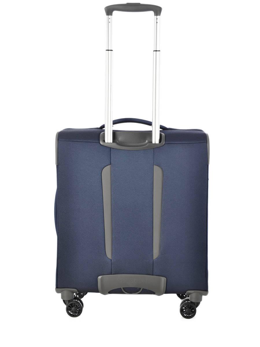 valise cabine samsonite spark deep blue en vente au. Black Bedroom Furniture Sets. Home Design Ideas