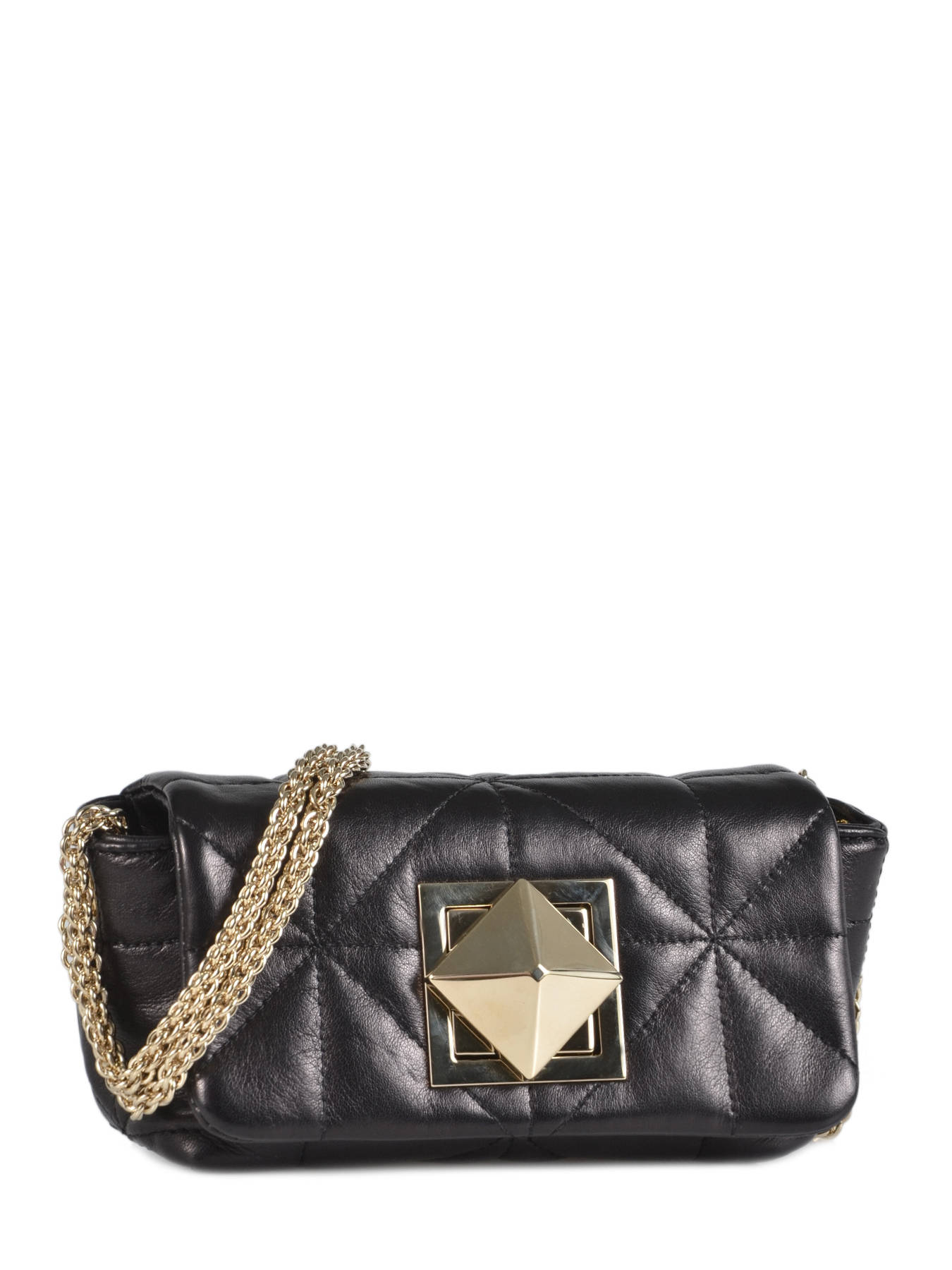 aca1fe6ecaa ... Crossbody Bag Copain Leather Sonia rykiel Black copain 8446-43 ...