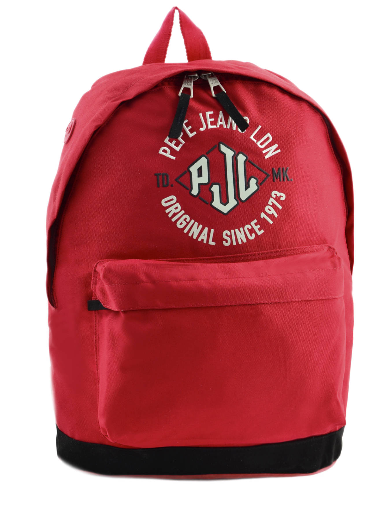 3ebc32ae940 ... Backpack 1 Compartment Pepe jeans Red jackson 63923 ...