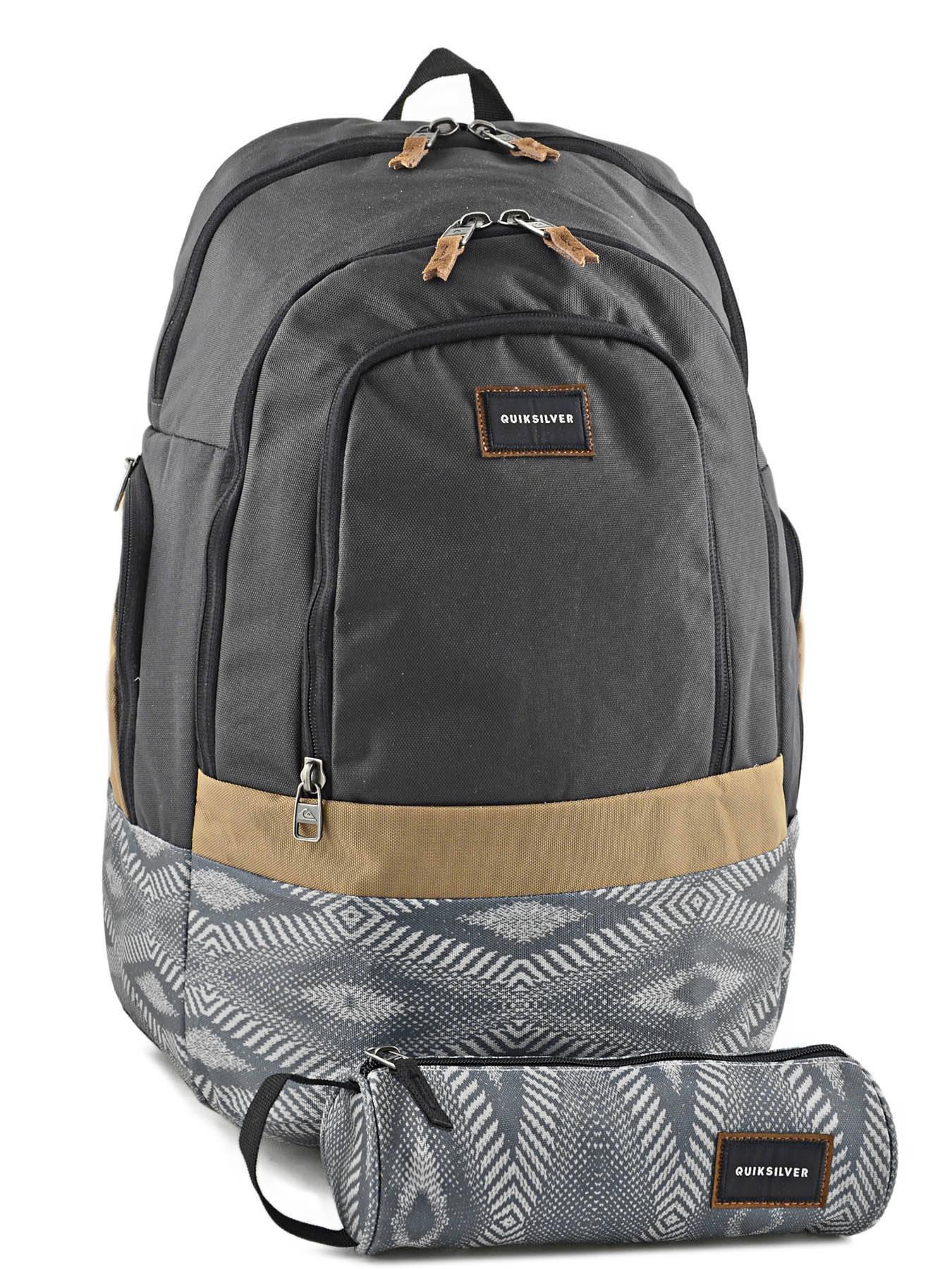 sac dos quiksilver back to school dreamweaver elm en vente au meilleur prix. Black Bedroom Furniture Sets. Home Design Ideas
