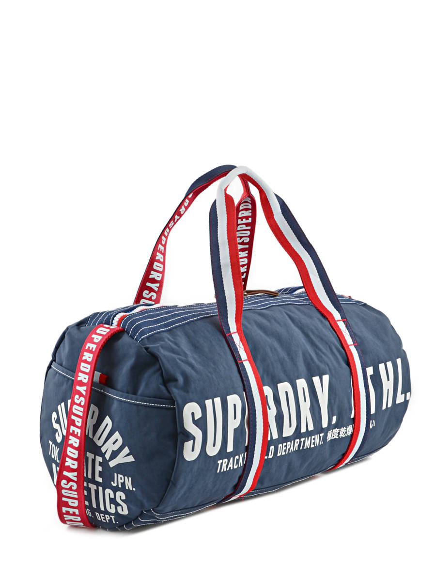 sac de voyage cabine superdry other bag m91003qn en vente au meilleur prix. Black Bedroom Furniture Sets. Home Design Ideas