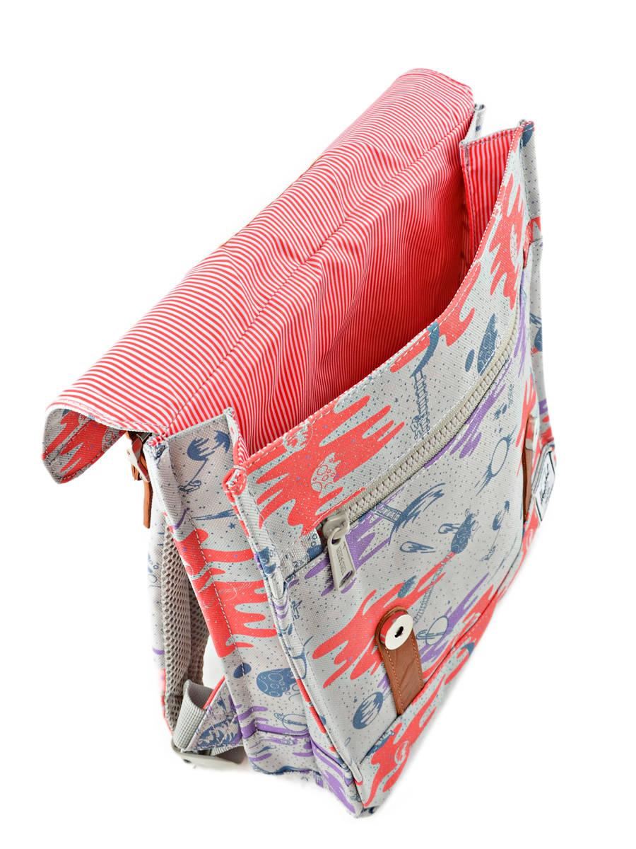 9425cc1e7a4 Backpack Mini Herschel Gray kids 10142 other view 6 ...