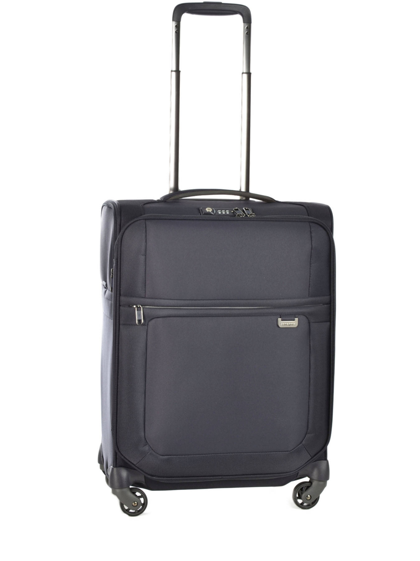 Samsonite Valise extensible cabine 4 roues souple Uplite - 55cm Rouge
