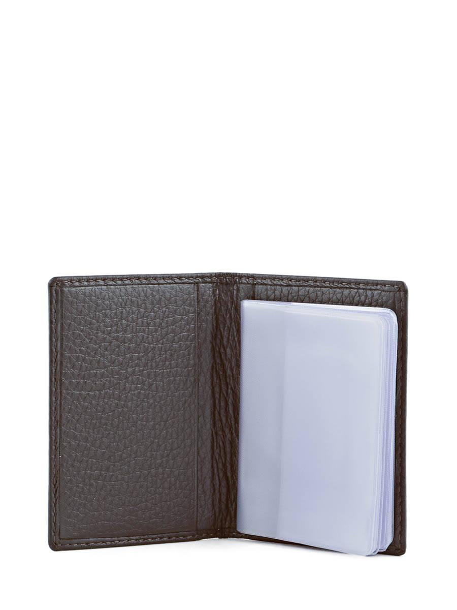 Porte cartes yves renard foulonne brown en vente au for Porte secondaire