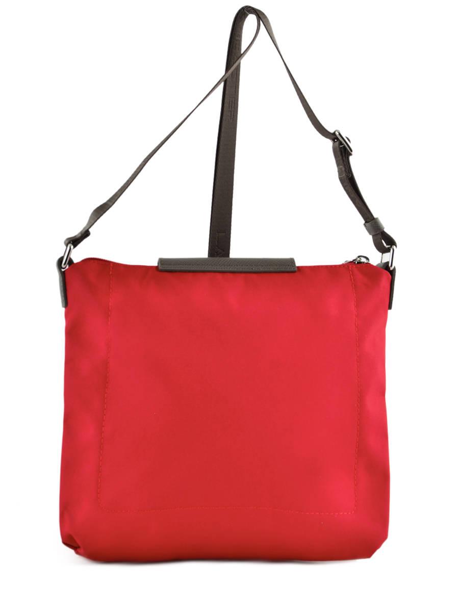 sac lancaster kba rouge en vente au meilleur prix. Black Bedroom Furniture Sets. Home Design Ideas
