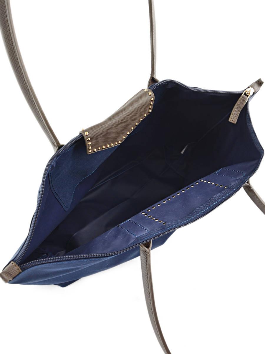 sac lancaster kba cloute dark blue en vente au meilleur prix. Black Bedroom Furniture Sets. Home Design Ideas