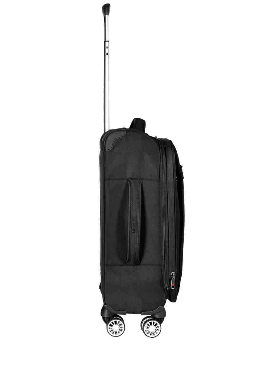valise cabine extensible delsey en nylon lgre. Black Bedroom Furniture Sets. Home Design Ideas