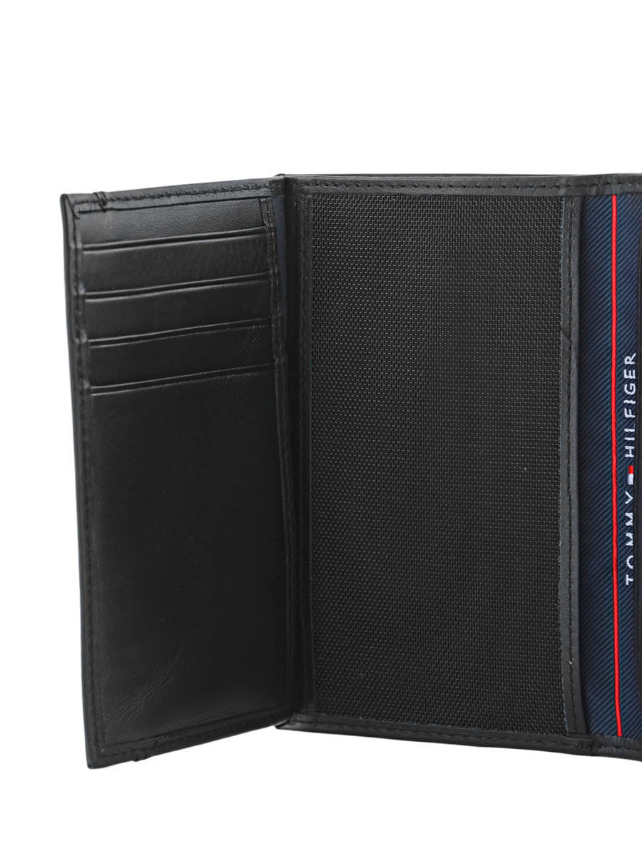Portefeuille homme tommy hilfiger harry coffee bean en - Portefeuille tommy hilfiger homme ...