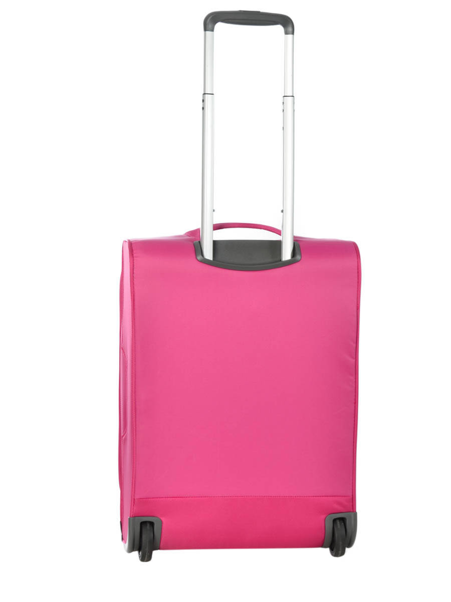 valise cabine american tourister herolite pink en vente au. Black Bedroom Furniture Sets. Home Design Ideas