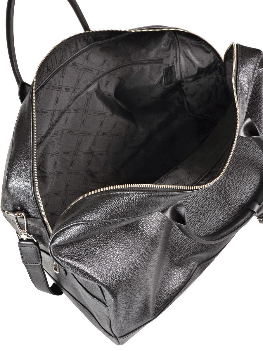 longchamp sac de voyage l le foulonné