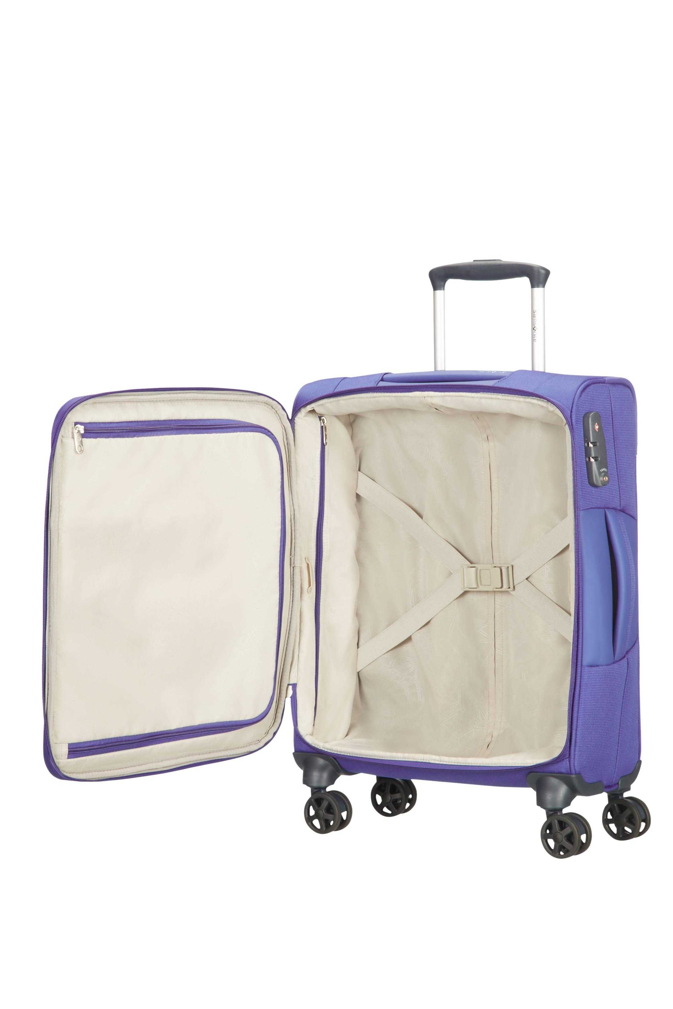 valise cabine samsonite dynamo blue en vente au meilleur prix. Black Bedroom Furniture Sets. Home Design Ideas