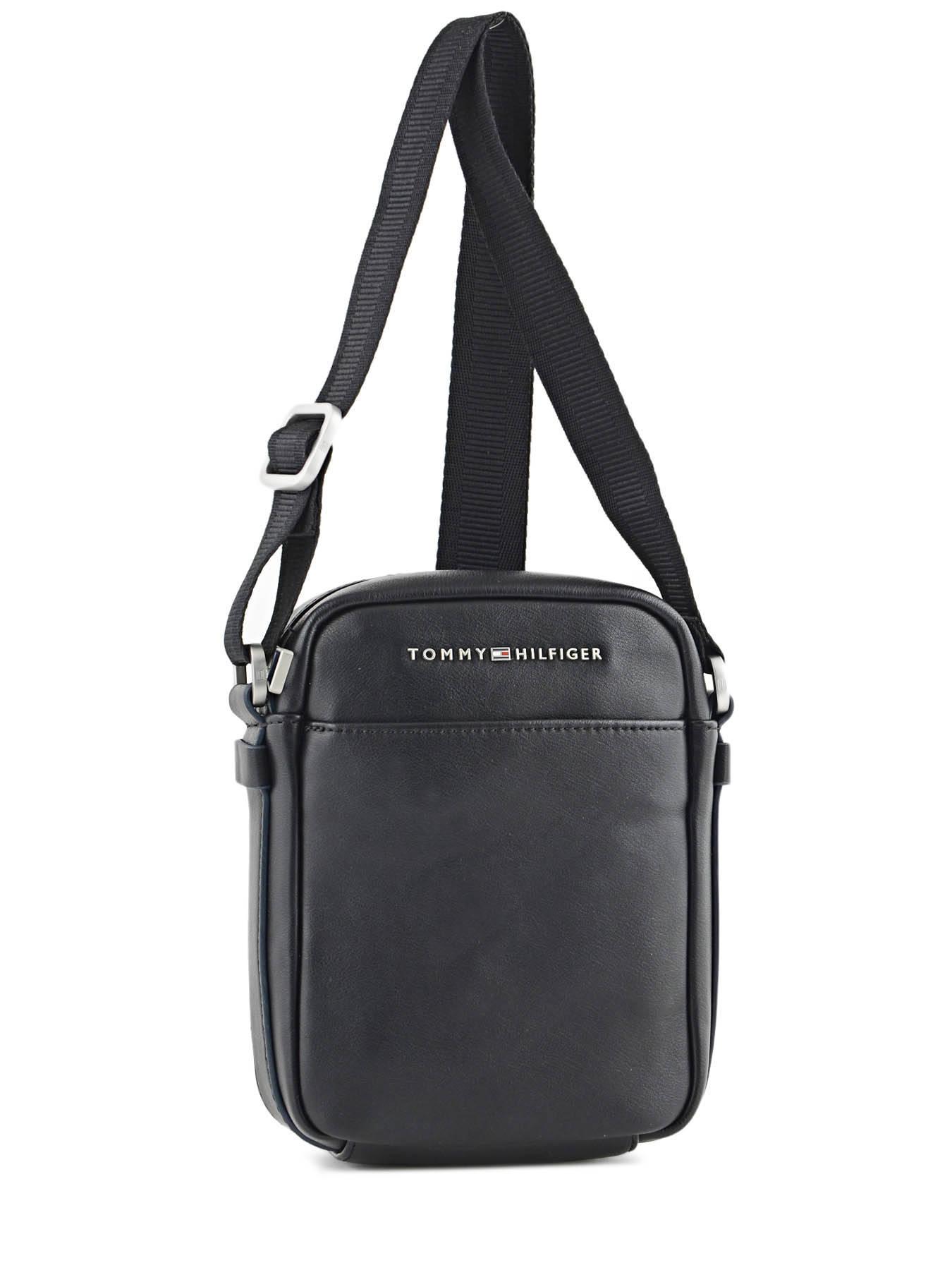 Crossbody Bag Tommy hilfiger Black th city AM01941