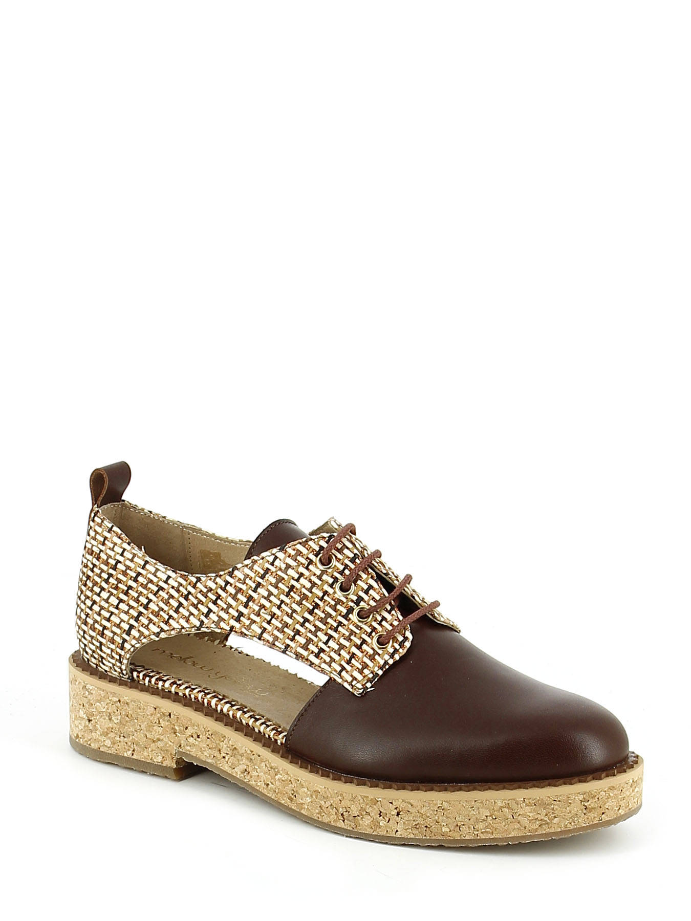 Chaussures Mellow Yellow marron fille OBluV