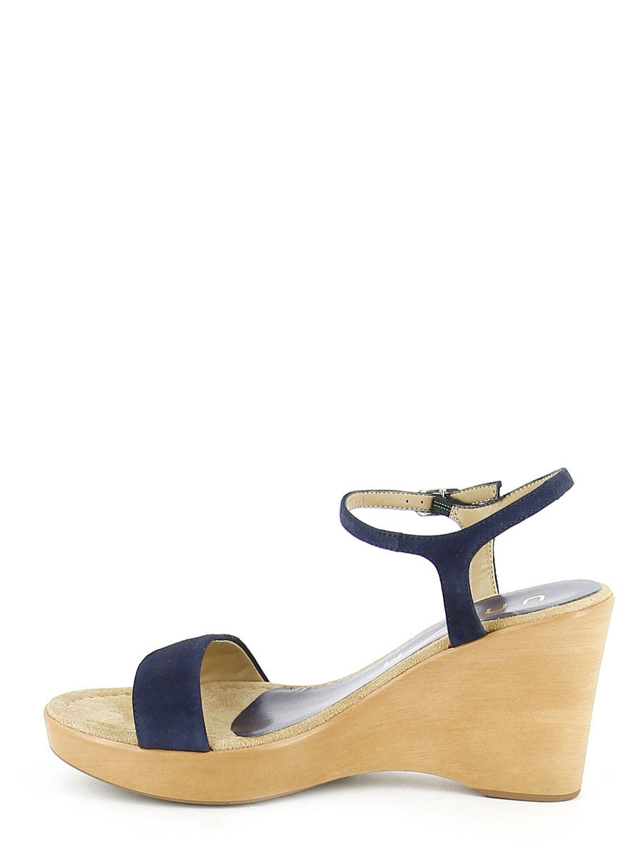 47f688185 ... Sandals Wedge Heel Unisa Blue sandales   nu-pieds RITA-KS other view 2  ...