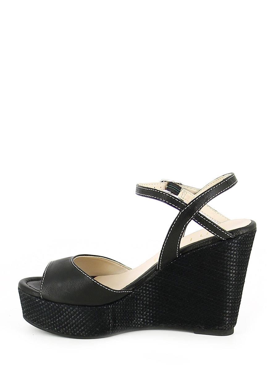 143f1bbedd11 ... Sandals Wedge Heel Unisa Black sandales   nu-pieds MESURA-S other view 2  ...