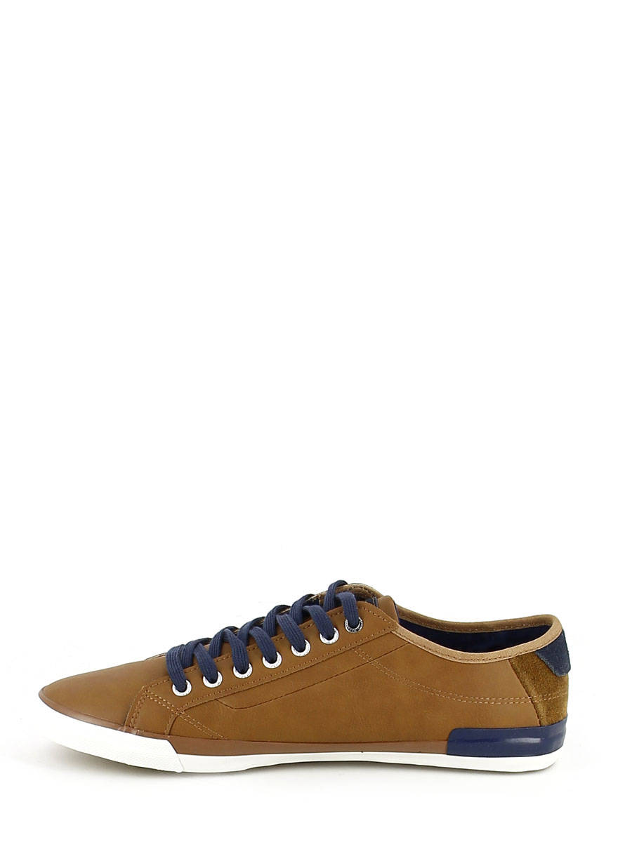 ... Sneakers Redskins Brown baskets mode FRAPAN other view 2 ...