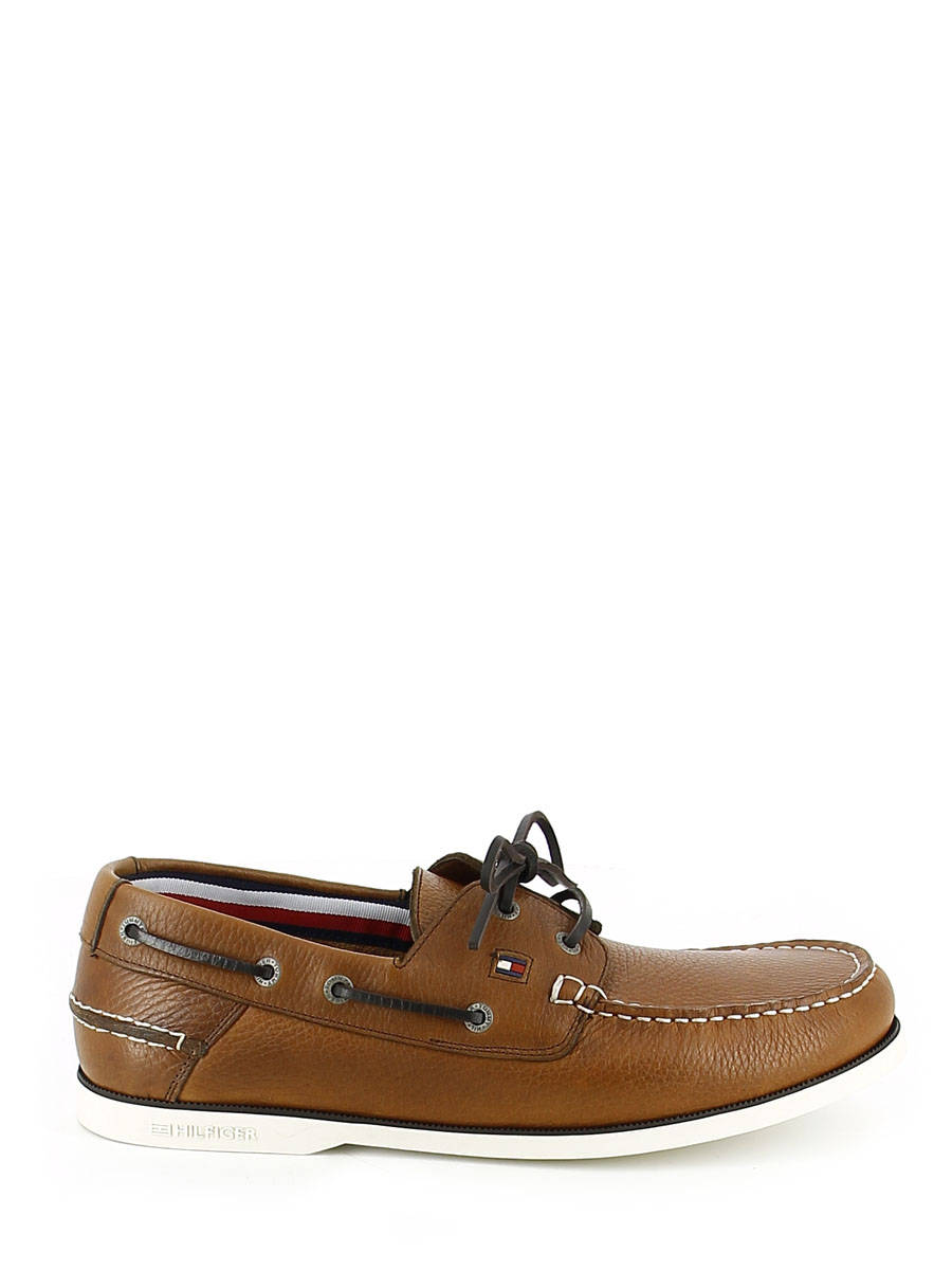 ... Moccasins Tommy hilfiger Brown mocassins KNOT1A other view 1 ...
