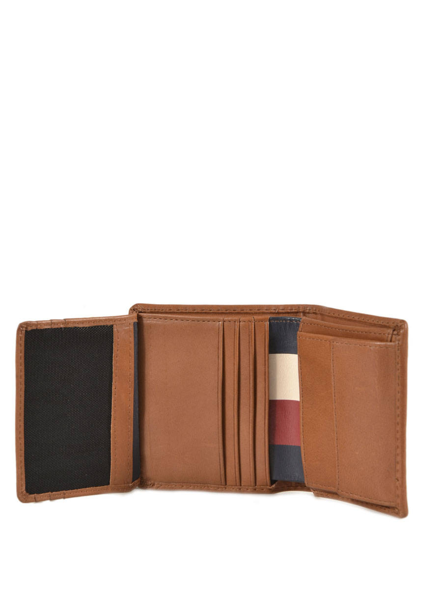 ... Wallet Leather Tommy hilfiger Brown th casual AM02198 other view 2 ...
