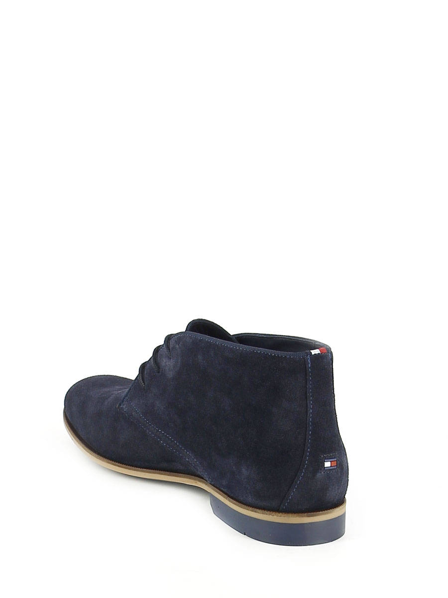 Chaussures à Lacets Montante Tommy hilfiger Noir chaussures a lacets CAMPBE1B vue secondaire