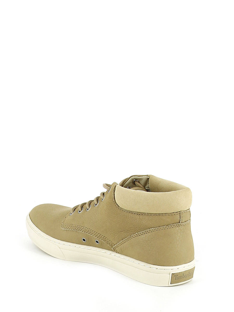 51aa477bb33 ... Chaussures à Lacets Timberland Beige chaussures a lacets ca1jvw vue  secondaire ...