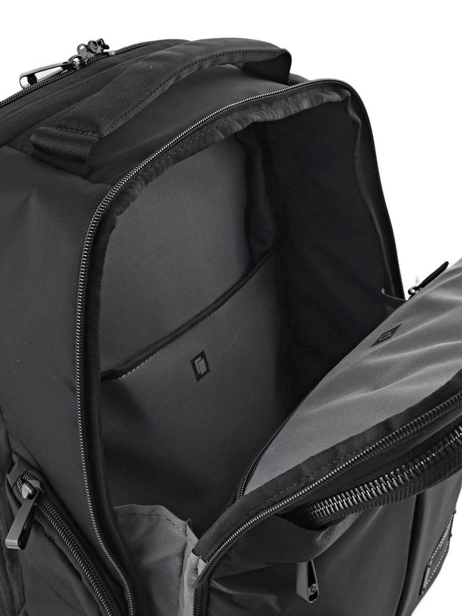 sac dos ordinateur samsonite cityvibe black en vente au meilleur prix. Black Bedroom Furniture Sets. Home Design Ideas