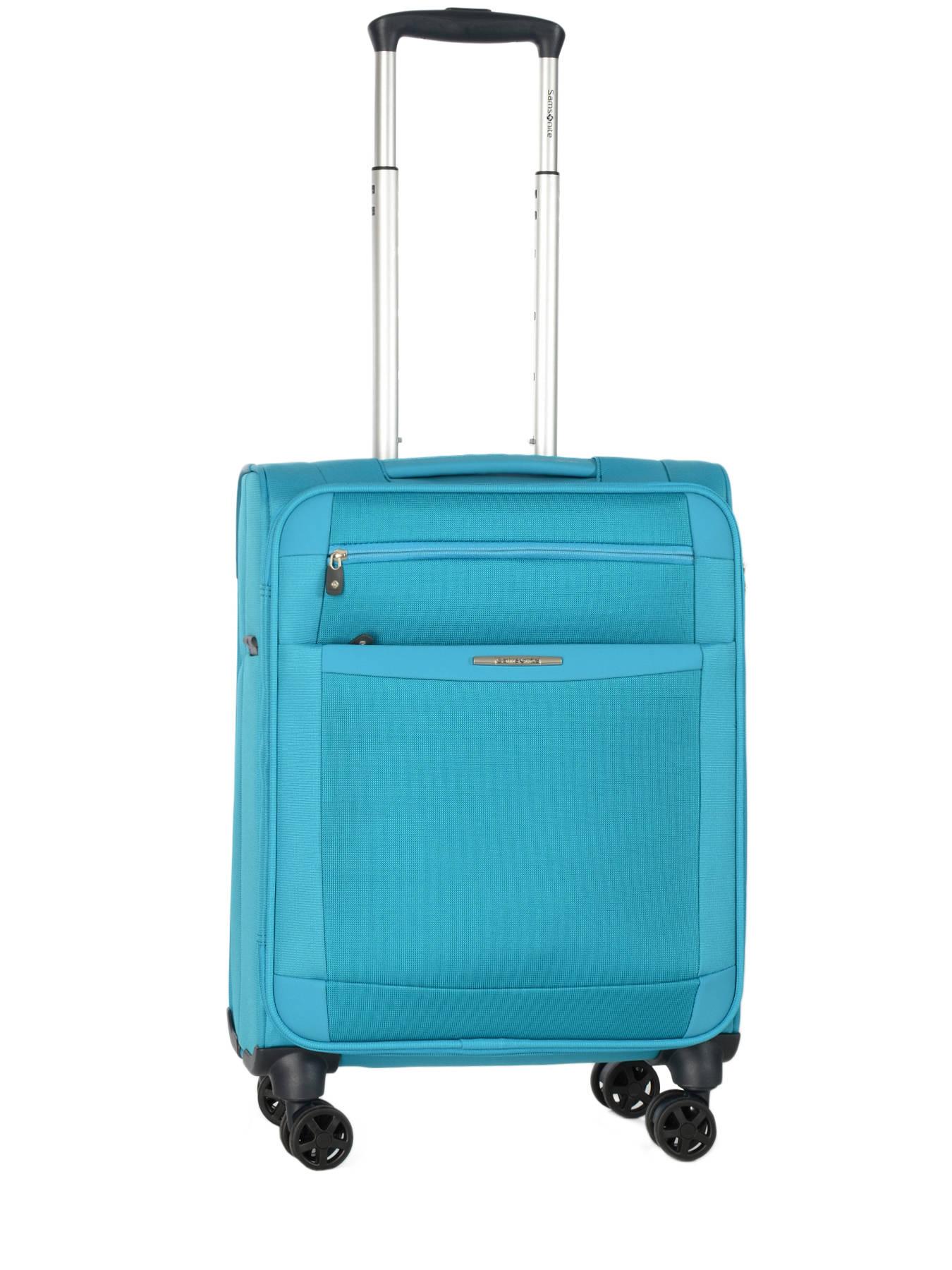 valise cabine samsonite dynamo deep blue en vente au. Black Bedroom Furniture Sets. Home Design Ideas