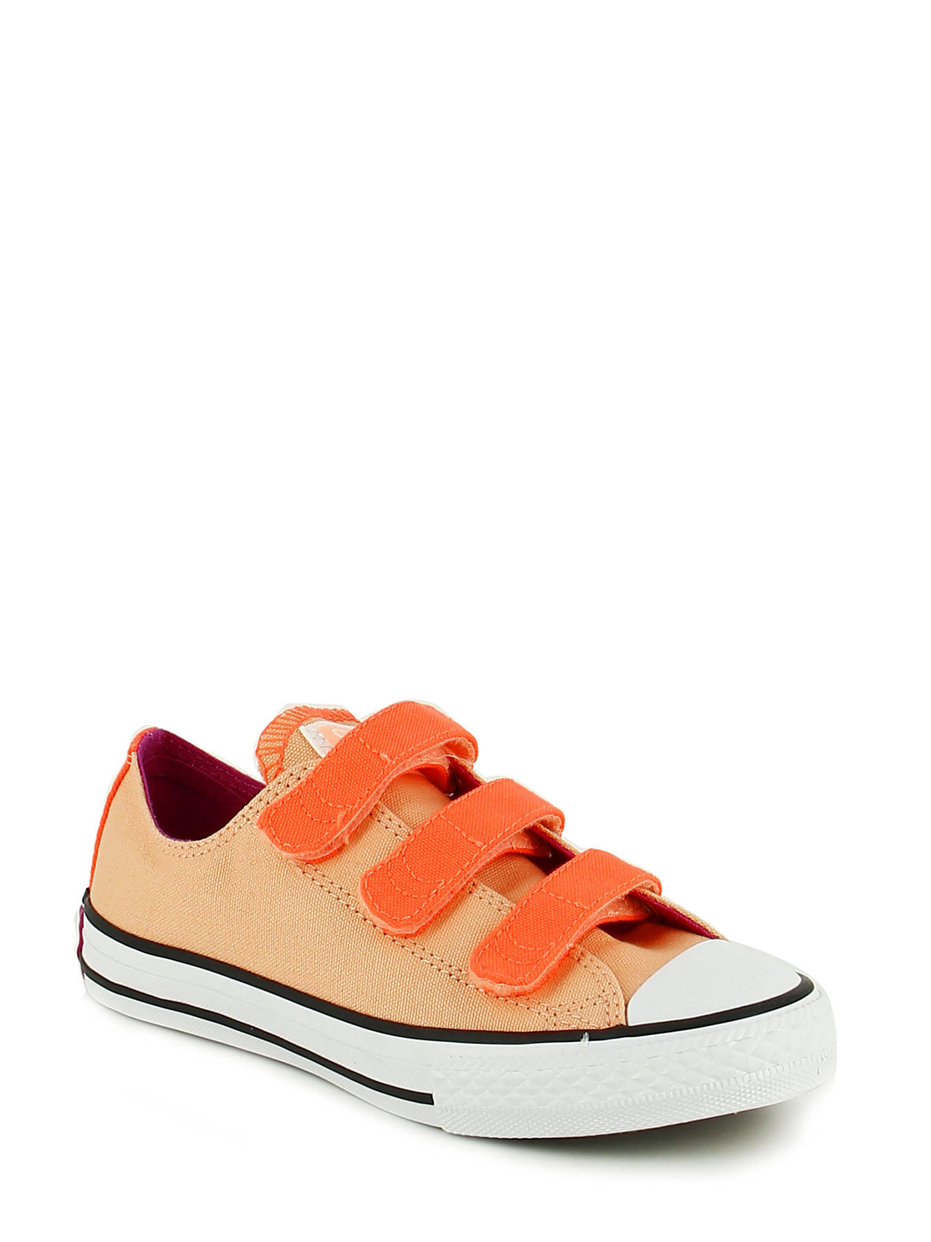 ... Chuck Taylor All Star 3v Ox Converse Orange baskets mode 656075c ... bf7263f7bdb8