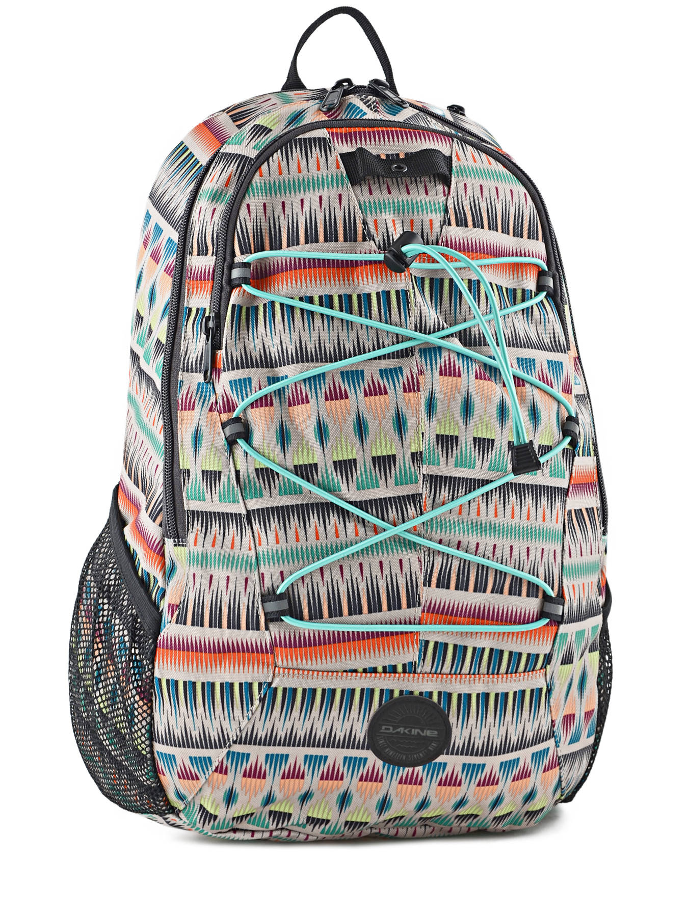 8fa13faa337be ... Backpack 1 Compartment Dakine Multicolor girl packs 8210-072 ...
