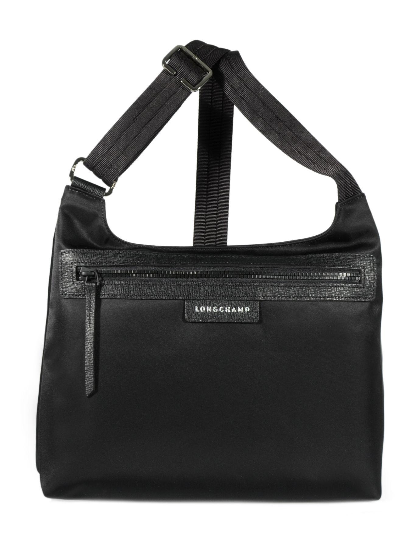 Longchamp Messenger bag Black · Longchamp Messenger bag Black ... 3bfadce85a