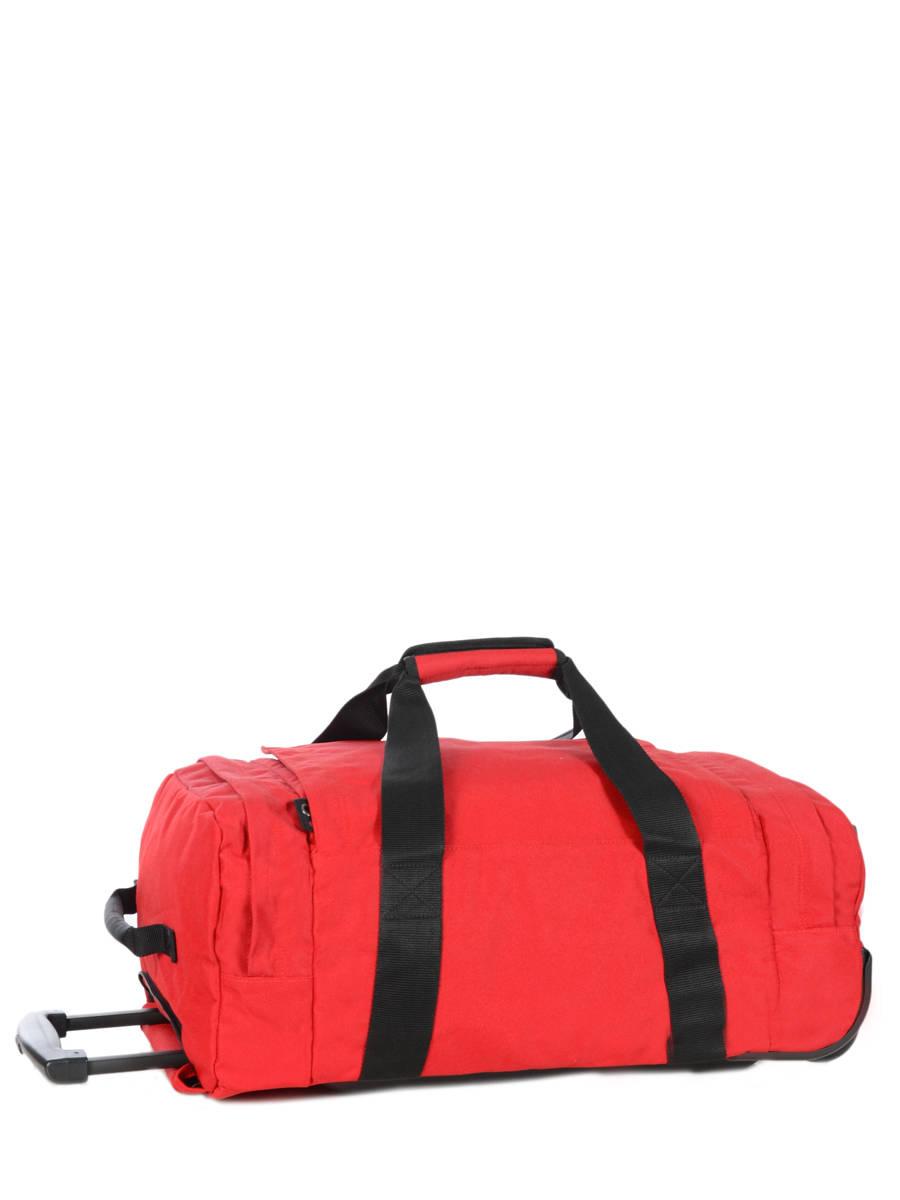 bagages pas chers eastpak pbg authentic luggage apple pick red en vente au meilleur prix. Black Bedroom Furniture Sets. Home Design Ideas