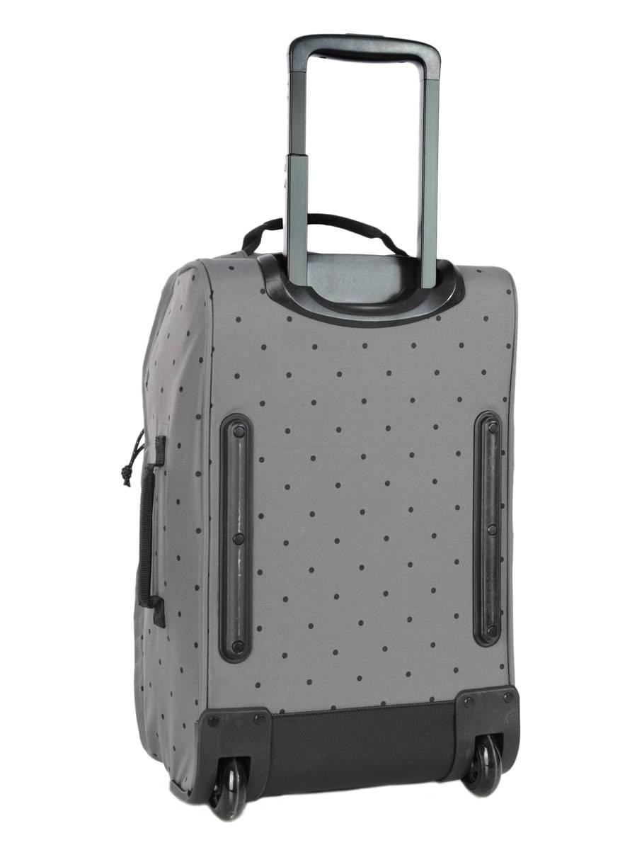 bagages pas chers eastpak pbg authentic luggage dot grey en vente au meilleur prix. Black Bedroom Furniture Sets. Home Design Ideas