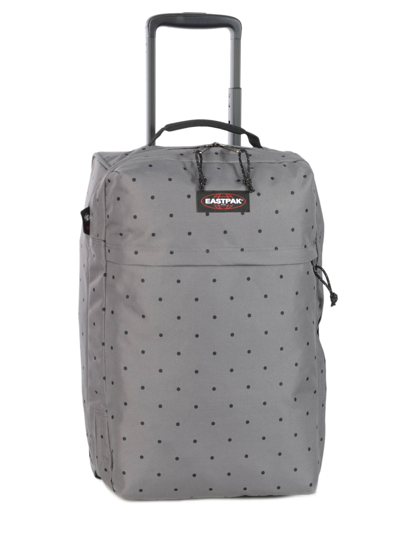 bagages pas chers eastpak pbg authentic luggage dot grey en vente au meilleur prix. Black Bedroom Furniture Sets. Home Design Ideas