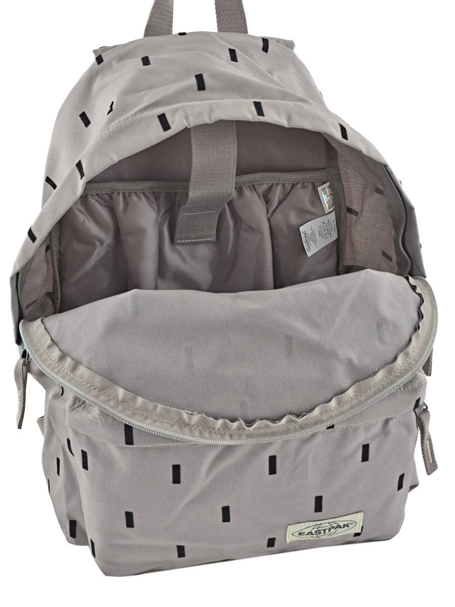 Backpack 1 Compartment Eastpak Beige pbg authentic modern PBGK620M other  view 3 ...