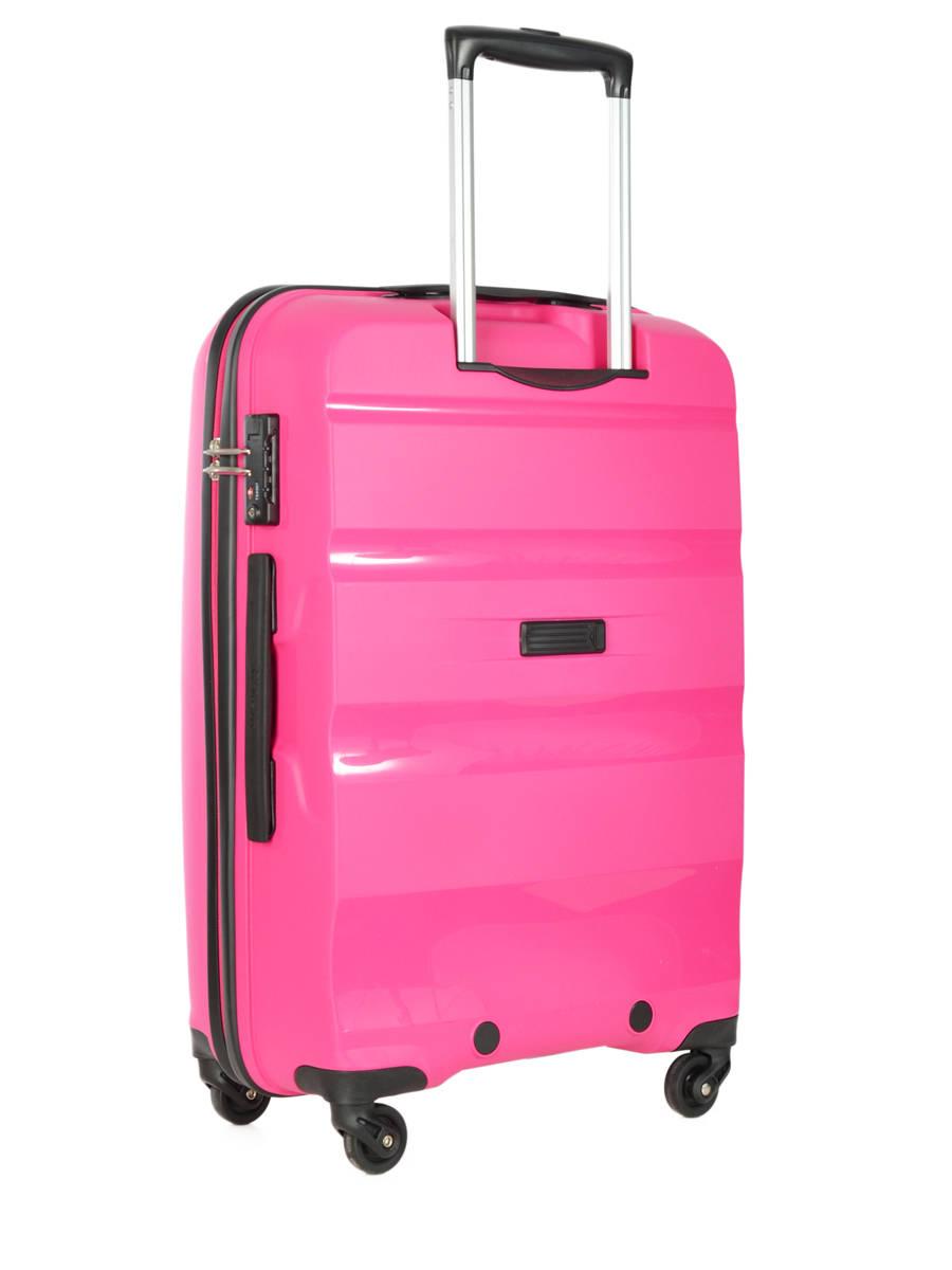 valise rigide american tourister bon air pink en vente au meilleur prix. Black Bedroom Furniture Sets. Home Design Ideas