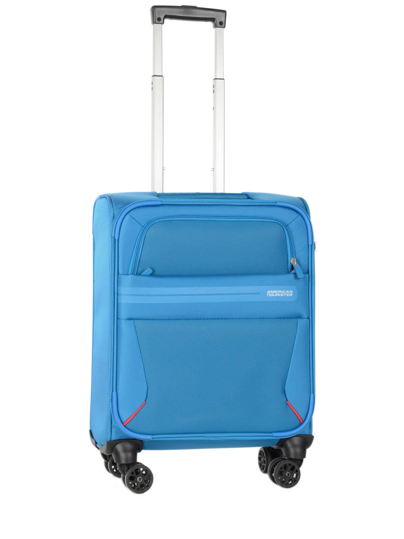 valise cabine american tourister 85459 deep blue en vente au meilleur prix. Black Bedroom Furniture Sets. Home Design Ideas