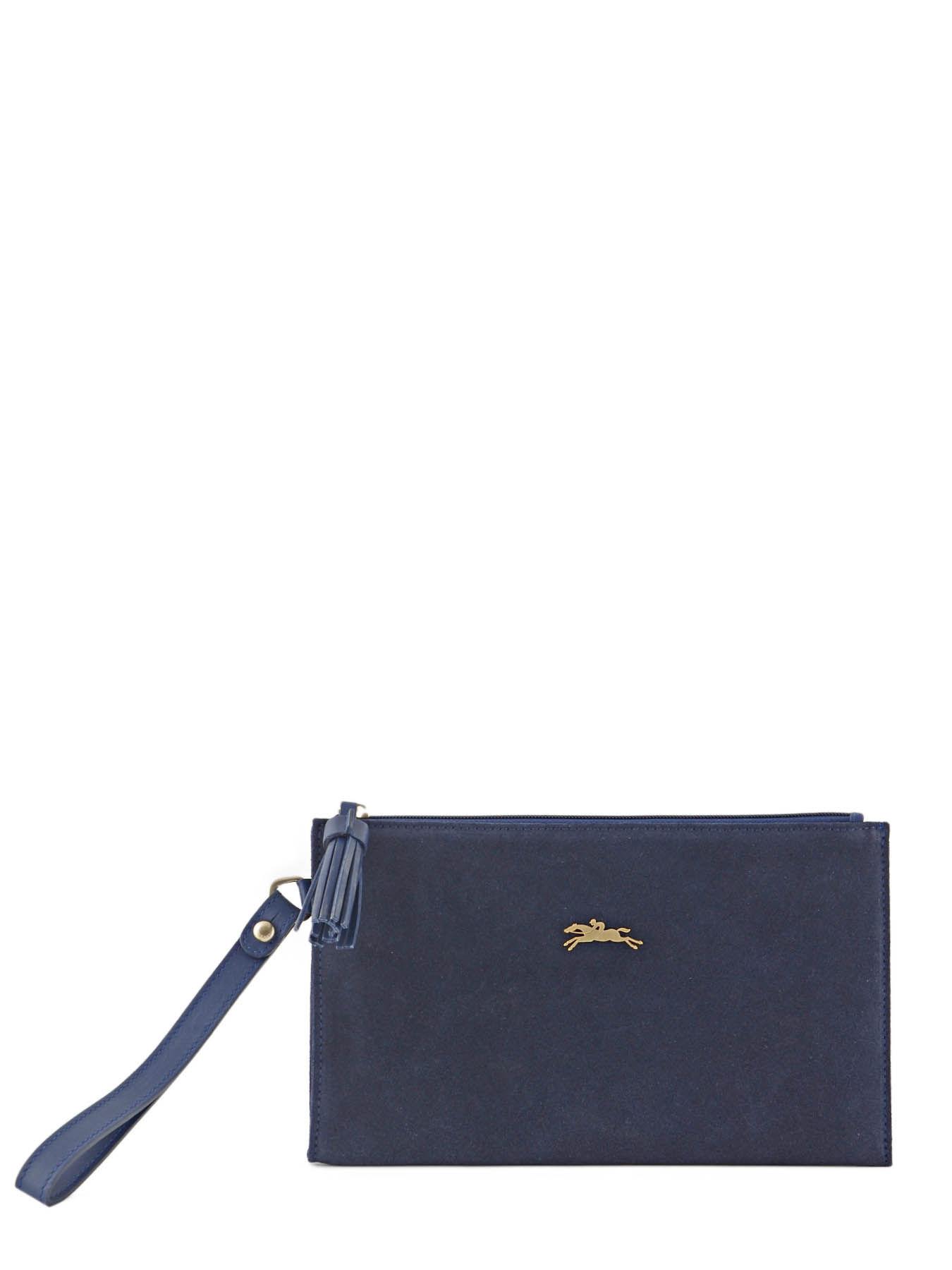 Longchamp PÉNÉLOPE FANTAISIE Clutch / cosmetic case Blue