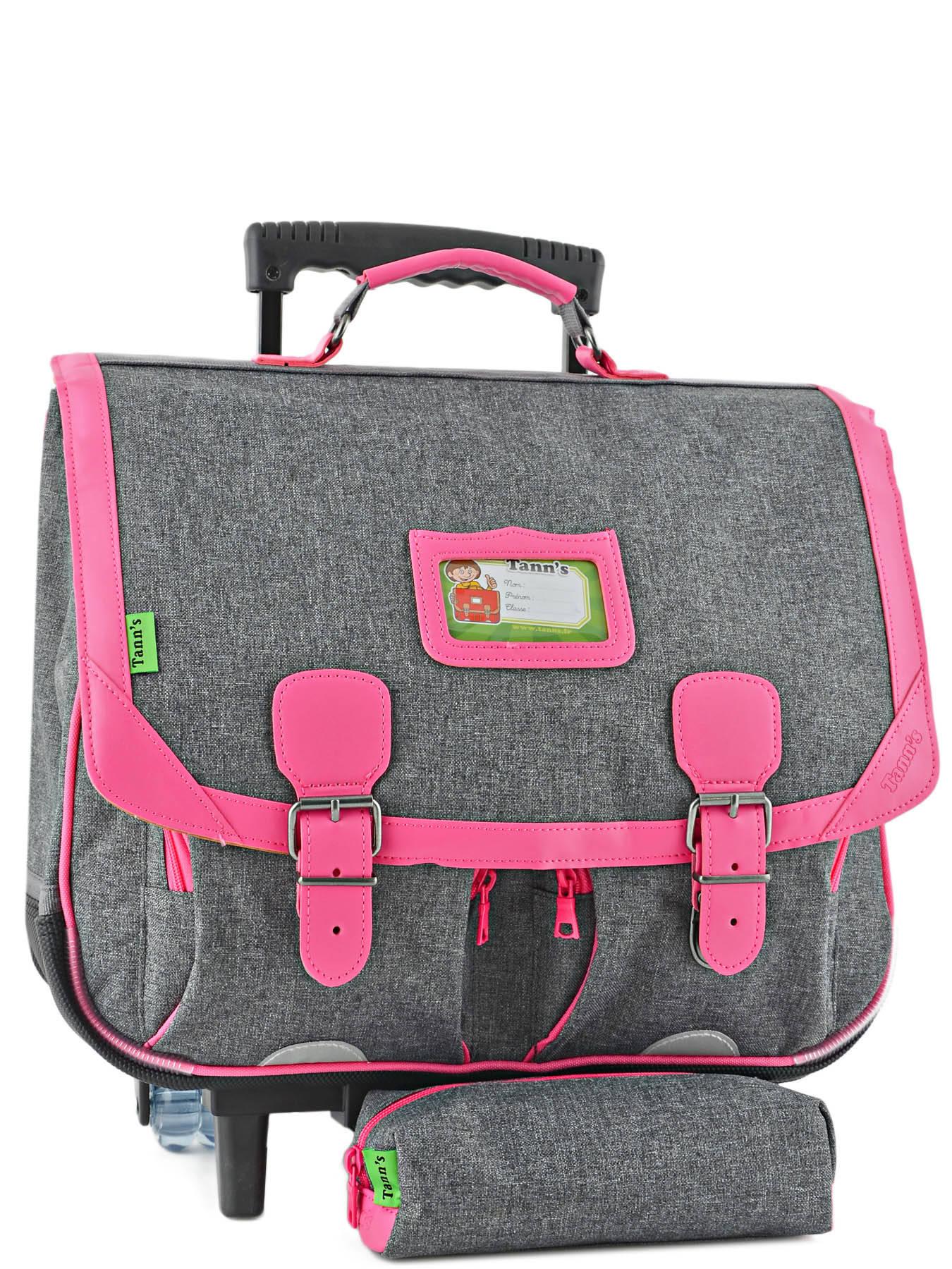 Un cartable à roulettes lui évitera de porter ses fournitures scolaires sur  le dos.Cartable Fille Primaire. correspond pleinement pour la rentrée en  cm1. 14629b7cde49